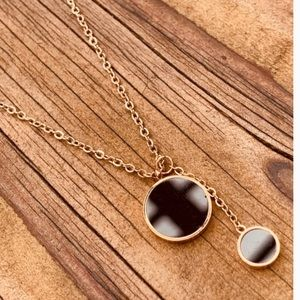 JUST IN ♡ OLIVIA STAINLESS STEEL NECKLACE